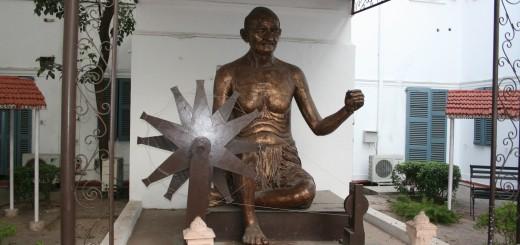 delhi - muzeul lui Gandhi 3