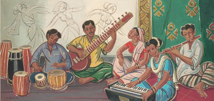 muzica indiana